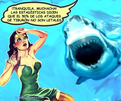 ataque tiburon SPANISH