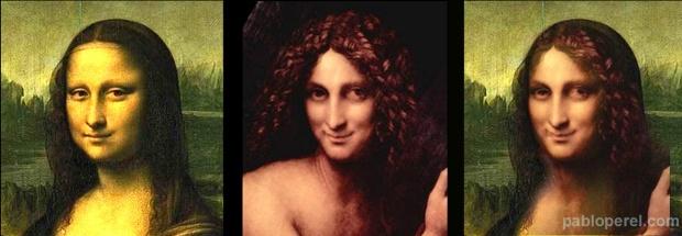 Mona Lisa - Jacopo Saltarelli